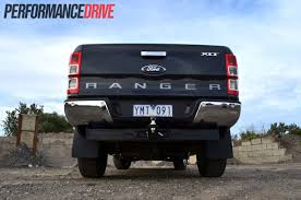 2017 ford ranger xlt double cab 4x4 review loaded 4x4 2012 ford ranger xlt double cab review performancedrive