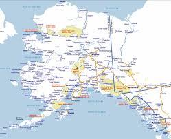 usa map alaska usa and alaska map petroleum insights maps easter weekend special