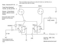 ls1 dual fan relay wiring diagram wiring diagram byblank