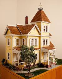58 best antique doll houses images on dollhouses