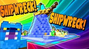 Stampy And Squid Adventure Maps Stampy U0026 Squids Building Time 3 Shipwreck Minecraft Xbox