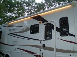 Awning Lights For Rv Awesome Mod They Wired A Key Fob To Act As A Remote Control For