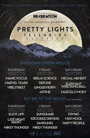 pretty lights red rocks tickets going to telluride to see the pretty lights check out the insane