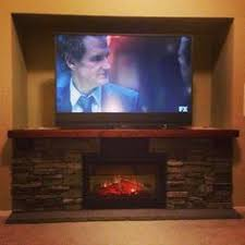 Electric Fireplace Media Console Found It At Wayfair Ca Corner Tv Stand With Electric Fireplace
