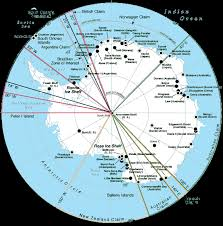 map of antarctic stations research stations map