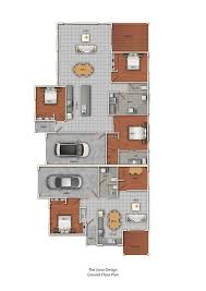 Dual Occupancy Floor Plans The Juno Is An Affordable Dual Occupancy Dwelling Fresco Homes