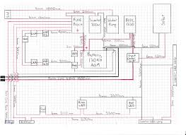 travel trailer 12v wiring diagram with electrical 74153 best of