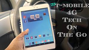 Tmobile Free Wifi Tech On The Go T Mobile 4g Tablet Tablettrio Houseful Of Nicholes
