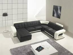 U Shaped Sectional With Chaise U Shaped Sectional Family Room Contemporary With Gray Roman Shades