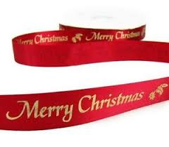 wired christmas ribbon christmas ribbon ebay