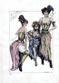 281 best costume u0026 fashion illustration images on pinterest