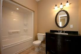 our bathroom will be very similar to this one except the vanity is