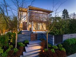 west coast modern home with asian influence vancouver british