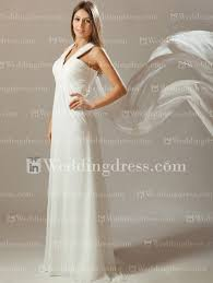 chiffon wedding dress flowing chiffon wedding dresses 223 inweddingdress