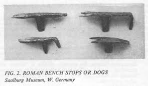 Bench Holdfast The Hunt For The Earliest Holdfasts Lost Art Press