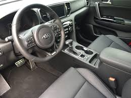 kia sportage 2017 interior 2017 kia sportage sx turbo review u2013 jumping off the blandwagon