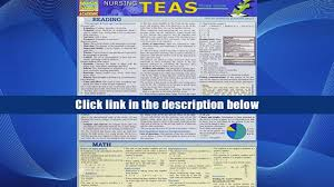 free download nursing teas guide quick study academic inc