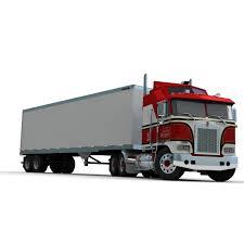 kenworth aerodyne truck truck trailer k100 van