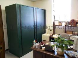 spacesaver rotary storage and filing cabinets