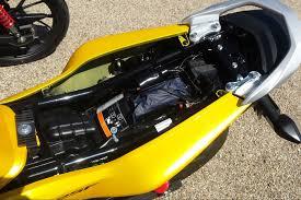 first ride honda cb125f review visordown