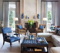 blue living room chairs blue living room furniture say about you christopher dallman