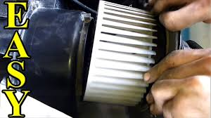 ac fan motor gets how to fix a noisy blower motor ac heat fan youtube