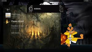 guide to install halloween skin by fanriffic best for kodi