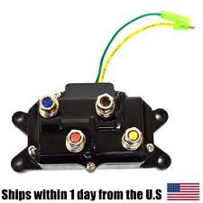 atv winch contactor wiring diagram efcaviation com