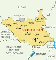 Map Of Uganda Africa by 100 South Sudan On Africa Map How Do Environmental