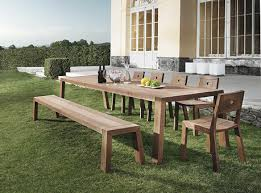 modern outdoor dining table outdoor dining table 02475 modern courtyard philadelphia by