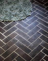 diy bathroom flooring ideas diy herringbone bathroom floor shark tails