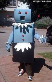 Jetsons Halloween Costumes Rosie Robot Jetsons Costume Theme Costume