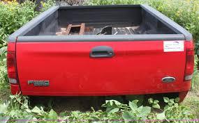 Ford F350 Truck Box - 2000 ford f350 dual rear wheel pickup truck bed item i7332