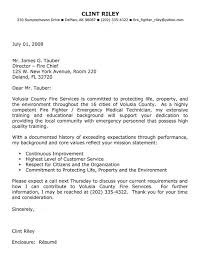 Firefighter Job Description Resume by Firefighter Cover Letter Example Cover Letter Example Letter