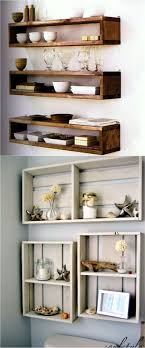 kitchen wall shelving ideas 25 best floating cube shelves ideas on easy shelves
