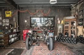 Workshop Garage Plans by Paulina Arcklin Photographer Photo Stylist Motorbikes On The