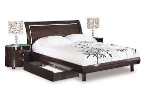 global furniture usa emily platform bedroom collection wenge gf