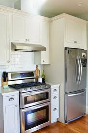 ideas for a galley kitchen appliance where to put a microwave in a small kitchen best