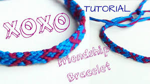 make friendship bracelet patterns images How to make friendship bracelets xoxo pattern jpg