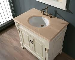 Antique White Vanity Studio Bathe Aragon 36 Inch Antique White Bathroom Vanity