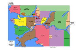 Vancouver Skytrain Map Rides By Location U2013 Let U0027s Go Biking