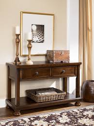 Sofa Console Tables by Sofas Center Ashley Abbonto Sofa Console Tables With Storage