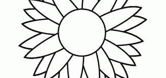 Sunflower Coloring Pages Bestofcoloring Com Sunflower Coloring Page