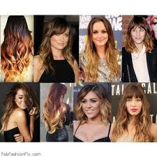 how to ambray hair ombre hair trend and inspirations fab fashion fix