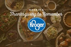 thanksgiving recipes planning ideas from kroger