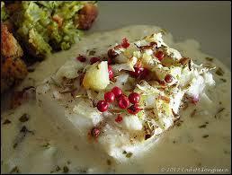 cuisiner filet de cabillaud filet de cabillaud au romarin sauce basilic un siphon fon fon