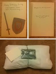 birthday gift idea a good night for my knight