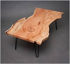 wood plank coffee table natural wood plank coffee table coffee table home decorating