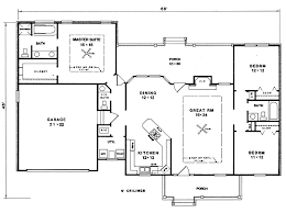 master suite plans isolated master suite 3414vl architectural designs house plans