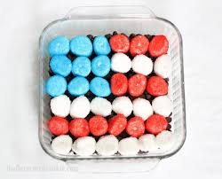 this american flag s u0027mores dip dessert to celebrate the 4th of july